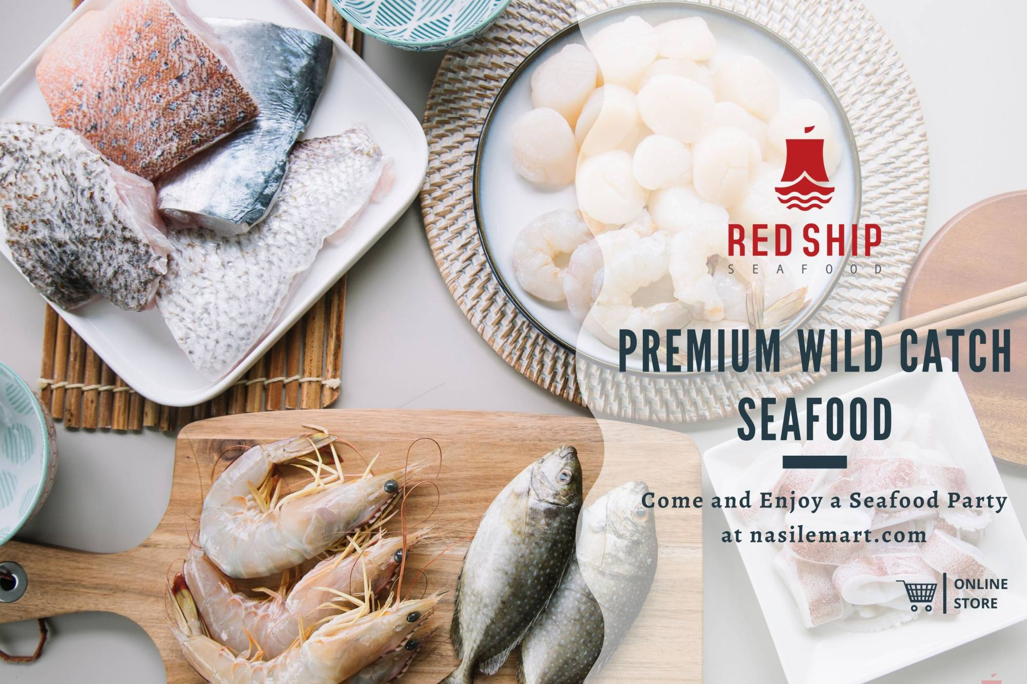 Red ship Seafood