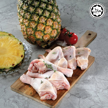 Aqina Pineapple Chicken Wing 6pcs/pkt