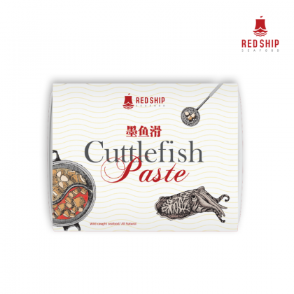 Red Ship Cuttlefish Paste 180g