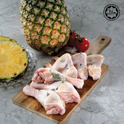 Aqina Pineapple Chicken Wings [2kg/pack]
