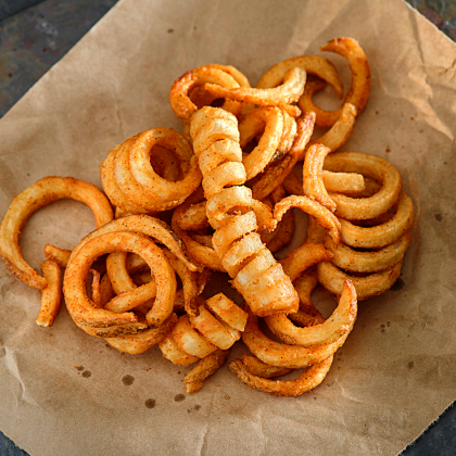 Simplot Curly Fries [1KG/pack]
